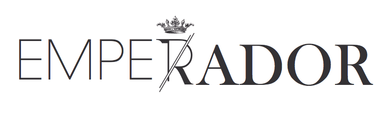 Diseño de marca para vino logotipo Emperador