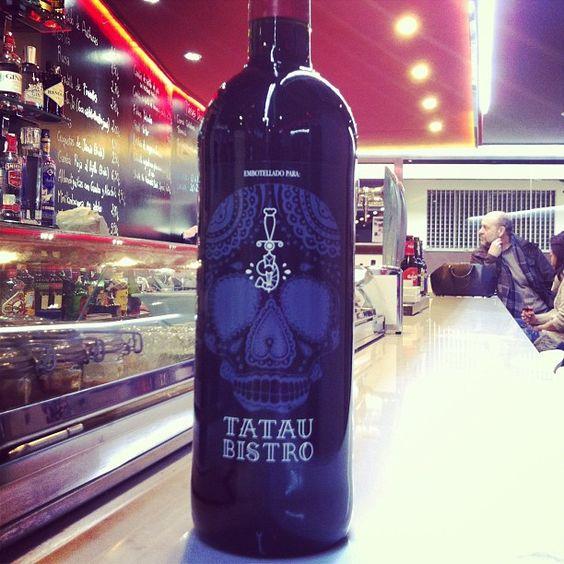 packaging para vino Tatau Bistro